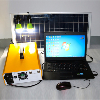 smart control 500w Solar Power System home portable