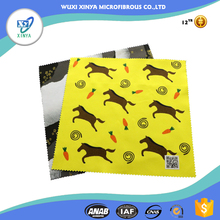 Cheap price microfiber cleaning cloth in roll