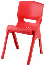 School Children Plastic Chair And Folding Table