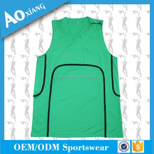 OEM Design Printing Sleeveless TankTops, Custom Tank Tops