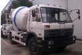 Dongfeng DFL3120 Concrete Mixer Truck for sale 4x2 4m3
