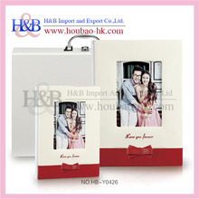 H&B lovely 8x12 12x18 painting wedding photo album suppliers