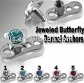 316L Surgical stainless steel body jewelry piercing