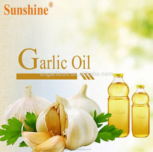 100% Pure Garlic Extract Oil, Food grade, FCC Standard