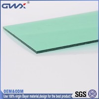 Guangzhou used commercial greenhouses 10mm polycarbonate sheet