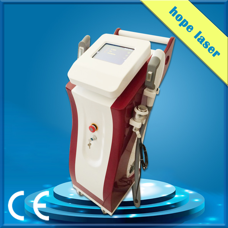 CE approved ipl depilation for slimming machine