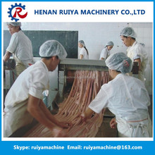 China factory supply intestine casing cleaning machine