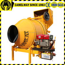 low price cheap petrol/diesel concrete cement mixer 300L 350L 400L 450L 500L