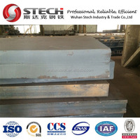 Shop primer Super heavy Mild steel plate A36, single plate weight 16.8MT