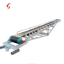 plastic belt conveyor/steel cooling conveyor belt for coal industry/Cement/construction materials