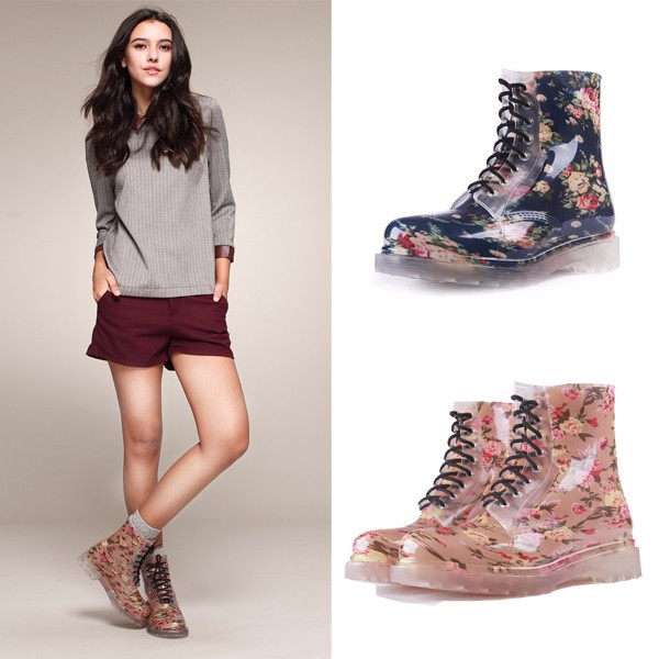 fashionable new short soft women boots shoes