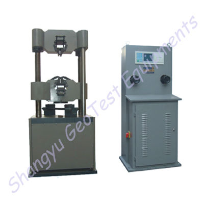 UTM-300D Digital Universal Testing Equipment For Construction Materials