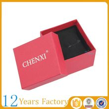 wholesale custom gift packing watch box paper
