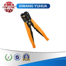 210mm electric terminal hand crimping tool for wire peeling