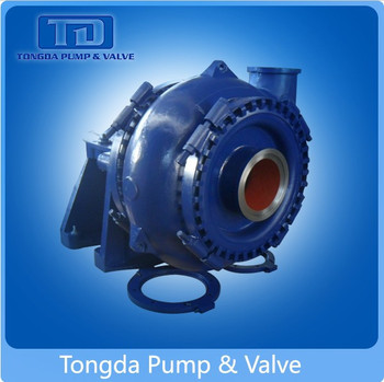 High Chrome Centrifugal Gravel Pump Manufacturer in China