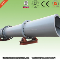 High Output and with Competitive Price Sand Rotary Drum Dryer/Brown Coal Rotary Dryer in shuguang company