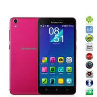 New High quality Phone 5.0 inch IPS Quad Core 2GB RAM 16 ROM GPS NFC 13.0MP Camera Android 4.4 Lenovo S850 Mobile Phone