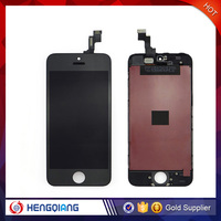 Black New LCD Dispaly Touch Screen Digitizer Assembly Replacement For iPhone 5s