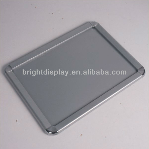 Good quality aluminum <strong>poster</strong> frame for wall mount advertising