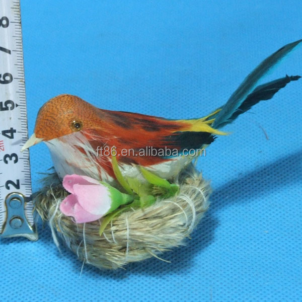 made in china flying bird toy novelty plastic miniature birds