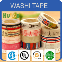 outdoor waterproof tape / christmas washi tap