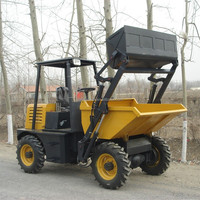 ISO CE 1ton -10ton self-loading mini dumper with bottom price for hot sales