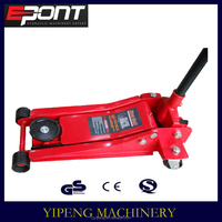 3 ton low profile car trolley jack with high lift