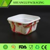 free samples disposable takeaway plastic food tray