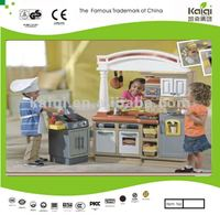 Updated KAIQI cook and grill kichen set for kids to play