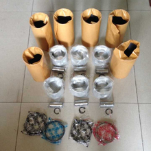 Auto Engine Parts 4JG2 4JG2T 4JG2TC Cylinder Liner Kit/Piston/Piston rings/ for Isuz-u Trooper Pick Up 2.5D