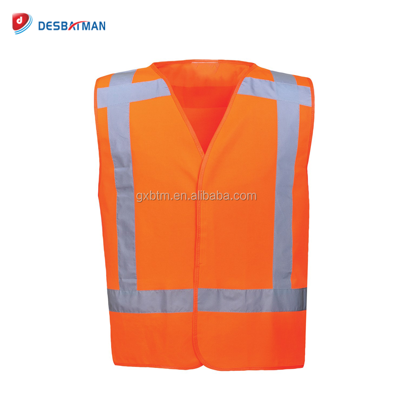 wholesale running jogging reflective vest for motorcycling ,hi vis flashing led safety traffic vest