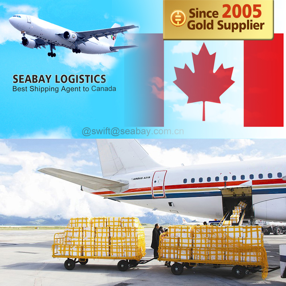 Cheap Fast Air Cargo Freight Shipping Service to Canada from China