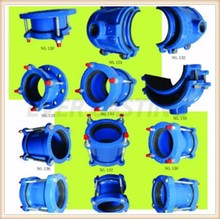 DI Pipe Couplings Flexible Disc Couplings Flange Coupling