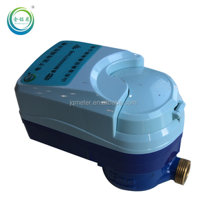 High quality Low price contactless prepaid smart water meter wifi from water meter factory