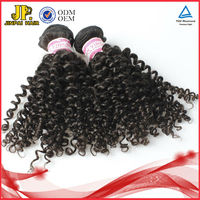 JP Brazilian Hair Good Touch Wholesale Price Deep Curly For White Human Hair Extensions