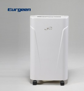 portable plastic water tank home large dehumidifier for basement