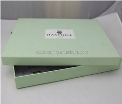 Produce Boxes Wholesale Black gift boxes for towels manufacturer