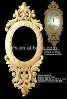 Exquisite hand carved wooden photo frame (EFS-A-F002)