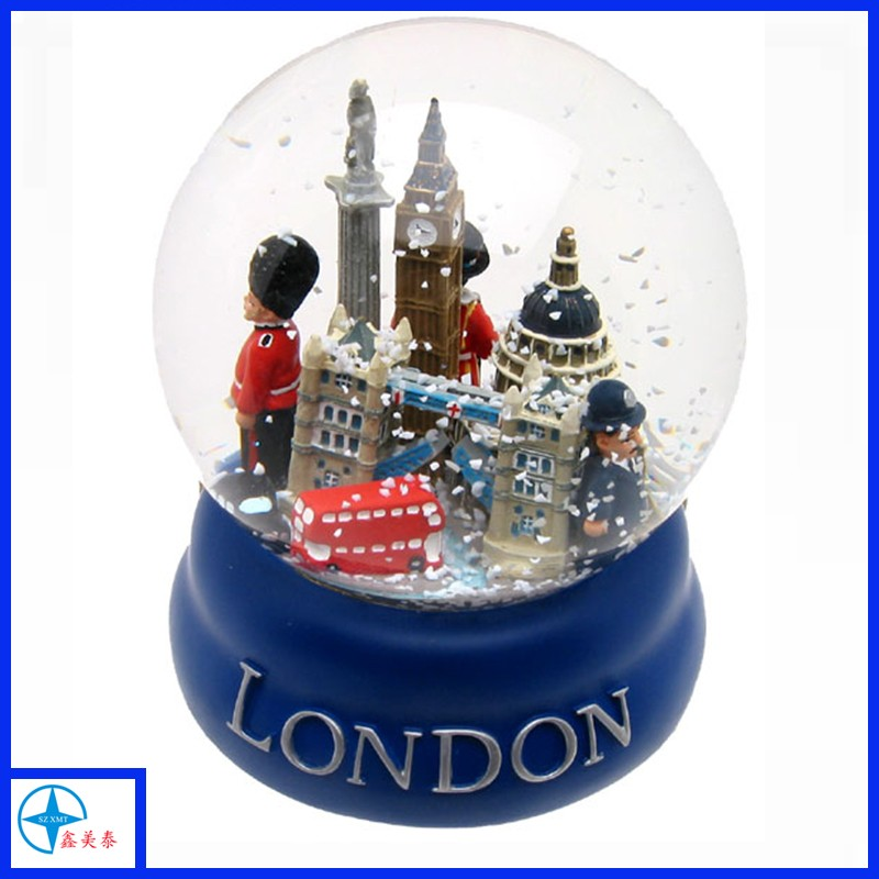 Top popular city view snow globe for sale