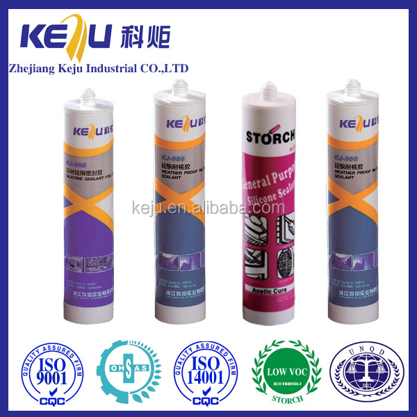 Weather-proof silicone sealant high-temp silicone glue for crafting