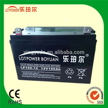 battery heavy duty Hot selling battery ribbon bow led light front access lead acid battery 12v 100ah for ups