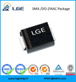 US1G 1A 400V SMD High efficiency diode DO-214AC