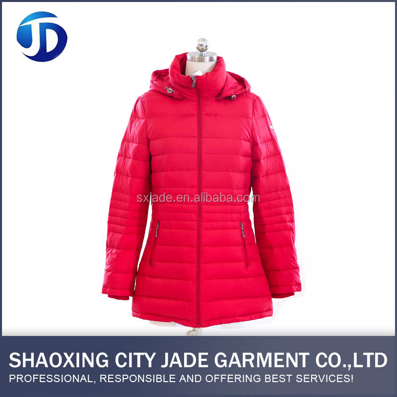 Hot Selling Made In China Warm Winter Ladies Jacket