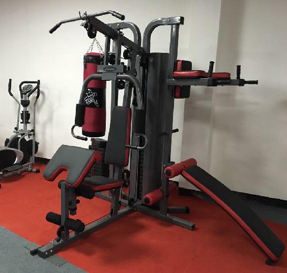 Multifunction gym equipment ama e multi station