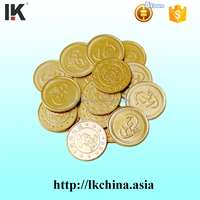 Wholesale game token,custom high quality metal token coin