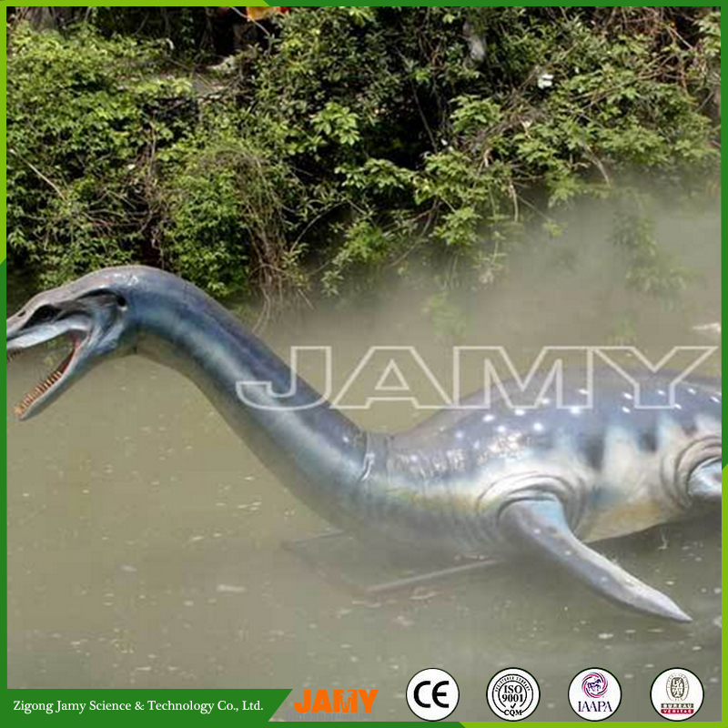 Dinosaur Project For Steel Frame Animated Dinosaur Sculpture