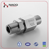 High Pressure Stainless Steel Air Non
