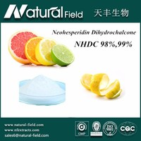 Competitive price hot sale flavoring agent neohesperidin powder 98% 99%
