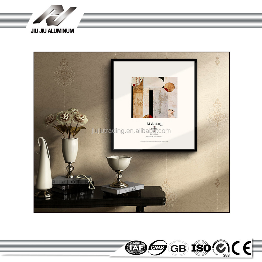 China manufacturers many sizes aluminum photo picture frame