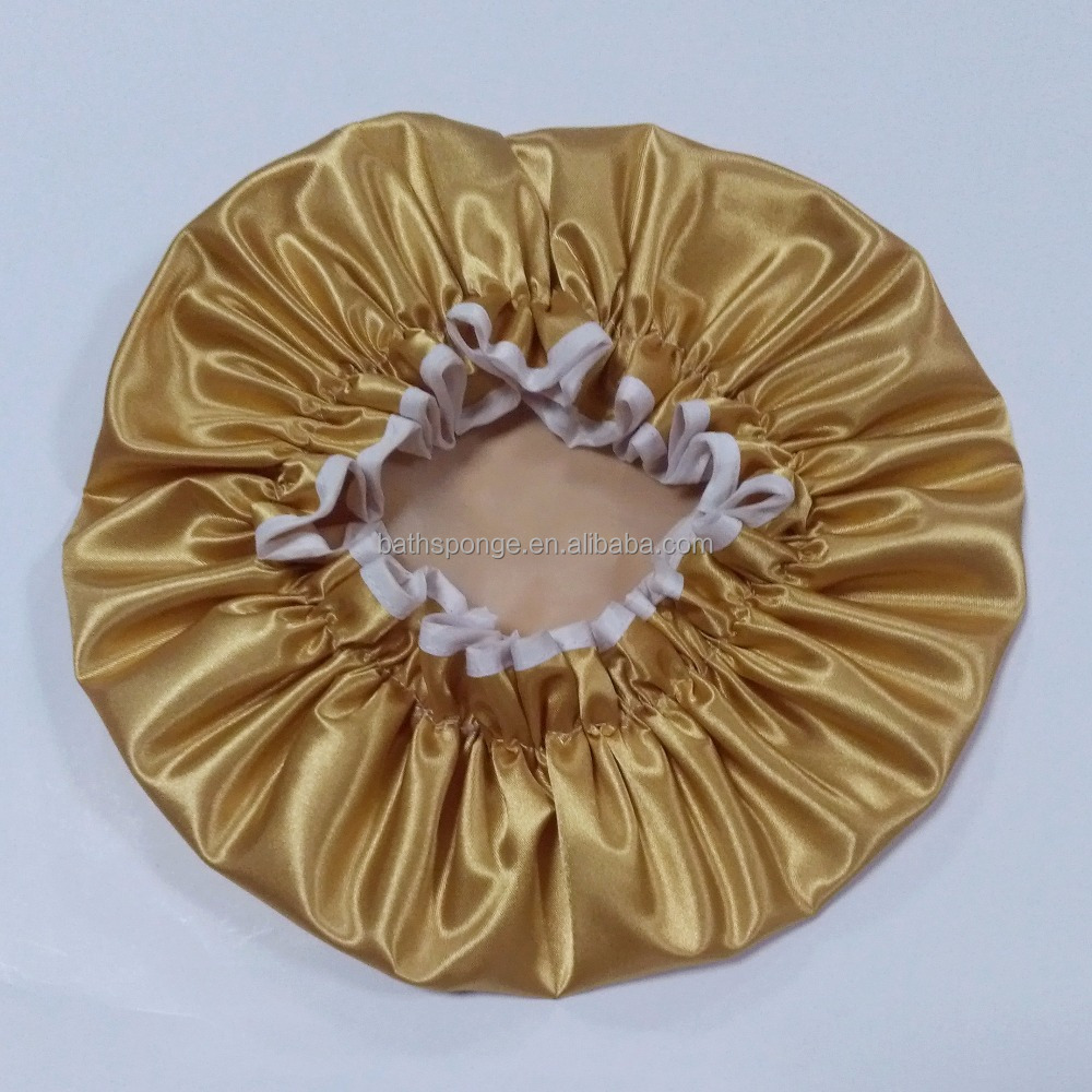 comfortable satin bonnet sleep cap